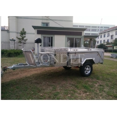 WONDEE Rear Folding Offload Camper/Tent Trailer