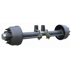 Hendred Trailer Axle for South Africa