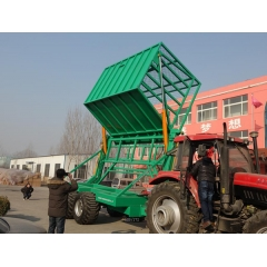 3 cane tipping trailer