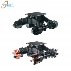 Wondee Bogie Suspension