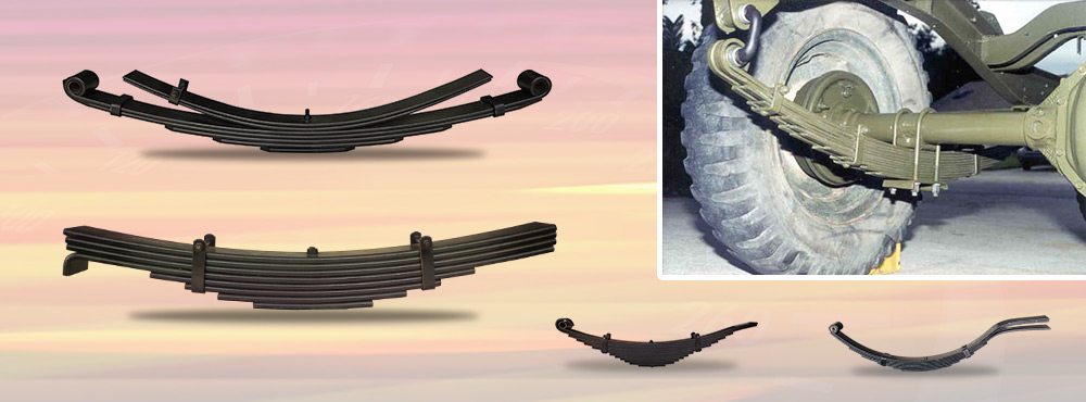 WONDEE LEAF SPRING
