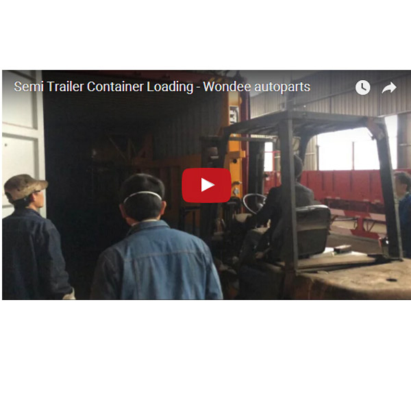 Container Semi Trailer Container Loading (1) -  Wondee Autoparts
